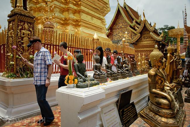 Tajlandia, Chiang Mai. Wat Prathat Doi Suthep, DSC_8590
