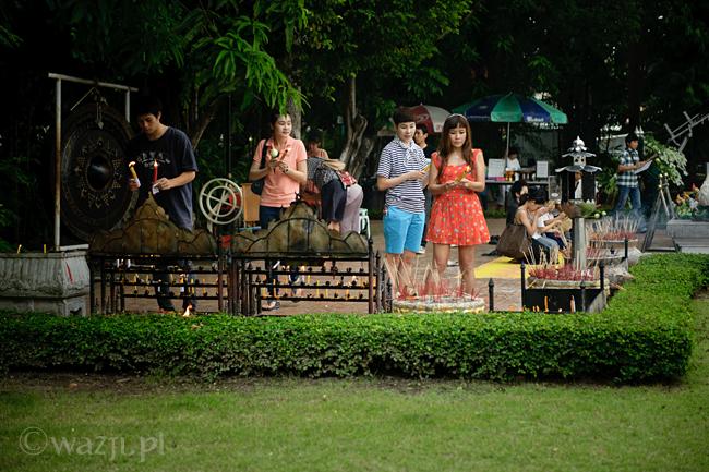 Tajlandia, Chiang Mai. Wat Phra Singh, DSC_8766