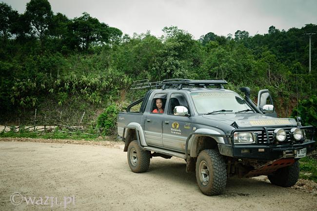 Tajlandia_wioska_Karenów_transport, DSC_9040