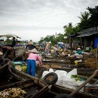Vietnam_Mekong_Delta_Phong_Dien_floating_market, , DSC_7489