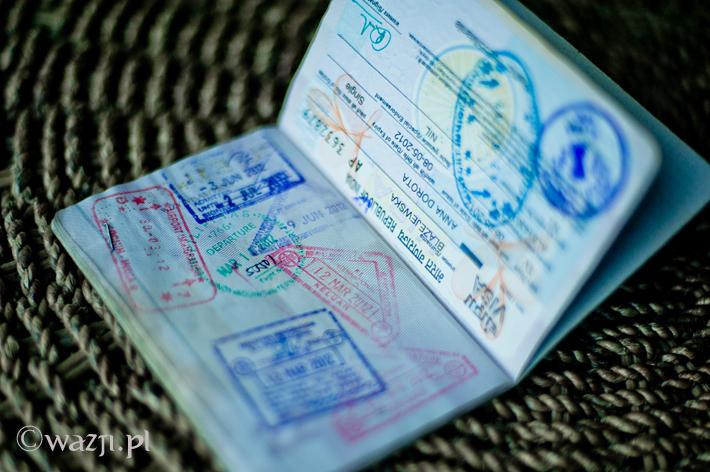Sprawy paszportowe
