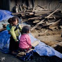 Wietnam_Sapa_Czarni_Hmongowie_dzieci, DSC_4081