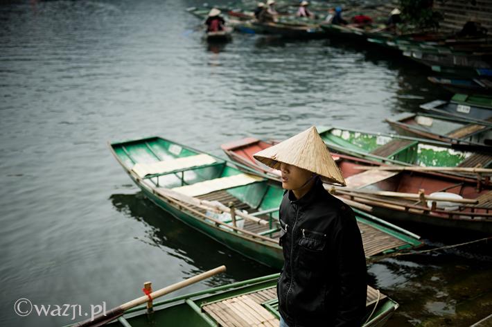 Na wsi w Wietnamie
