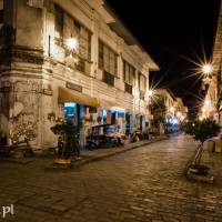 Filipiny_Ilocos_Vigan_Calle_Cristologo, DSC_5767