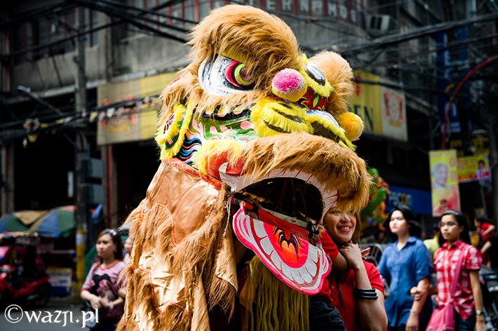 Chiński Nowy Rok w Manili