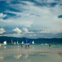 Filipiny_Boracay_plaza, DSC_8252