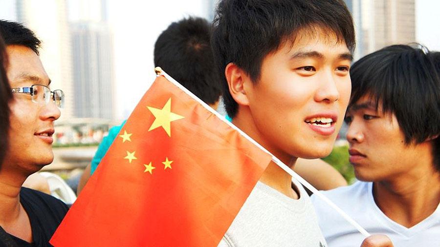 Powiedział mi ekspata: Pojechane Chiny