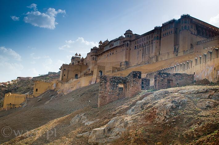 Indie_Rajasthan_Jaipur_Fort_Amber, DSC_2179