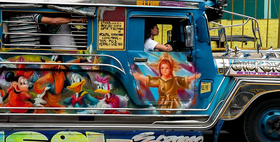 Wesoły (?) autobus