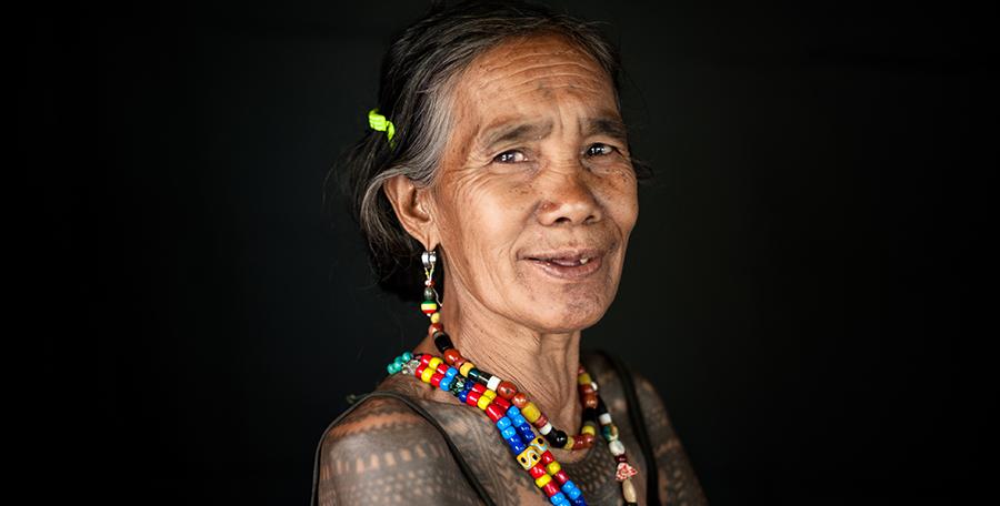 Dziennik podróżny: Kalinga, Filipiny, kwiecień 2014