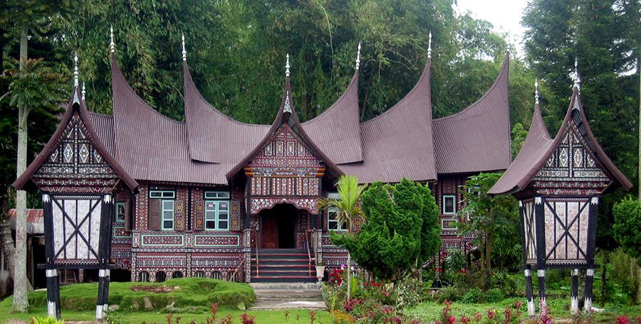 Powiedział mi ekspata: Sumatra, Indonezja