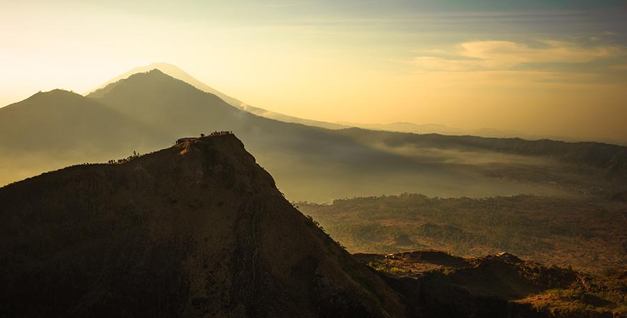 [foto]: Trekking na Gunung Batur