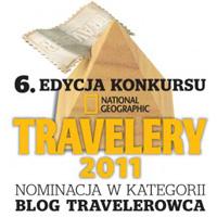 Nominacja do nagrody Travelery 2011