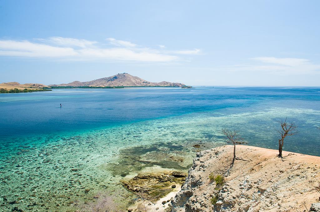 Skacząc z wyspy na wyspę, czyli podczas island hopping.