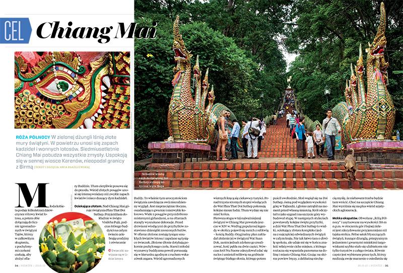 Chiang Mai i okolice. Numer 10/2015