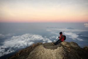 Gunung Agung: na dachu Bali