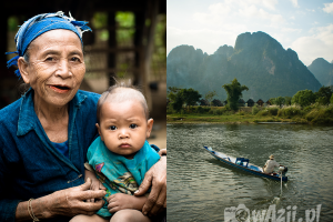 [FOTO] Laos w obrazkach. Rok 2010.