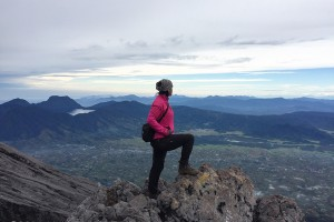 Gunung Kerinci (3805 m n.p.m.): na dachu Sumatry