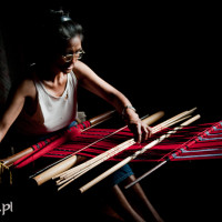 Filipiny_Banaue_tkaczka_Ifugao, DSC_0291