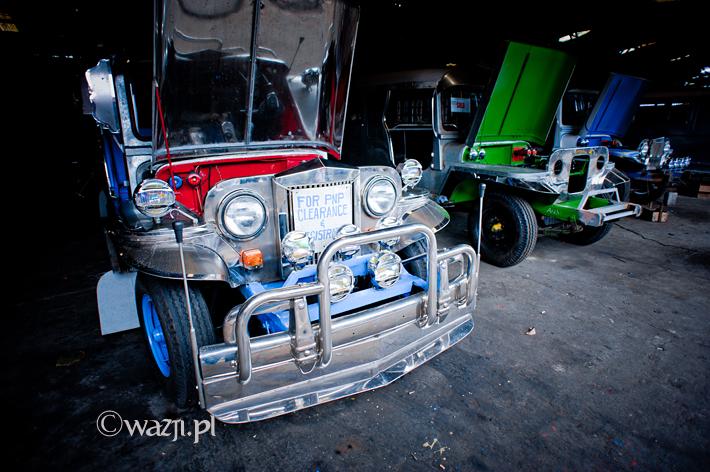 Fabryka jeepneyów – wywiad z Edem Sarao