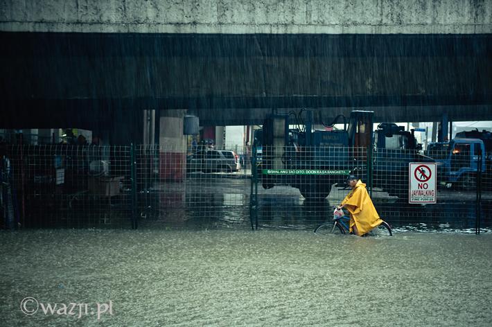 Powódź w Manili, dzień 2.