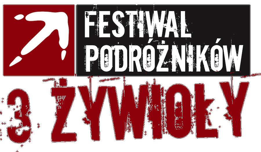 Zaproszenie: Festiwal Podróżników Trzy Żywioły w Bolkowie