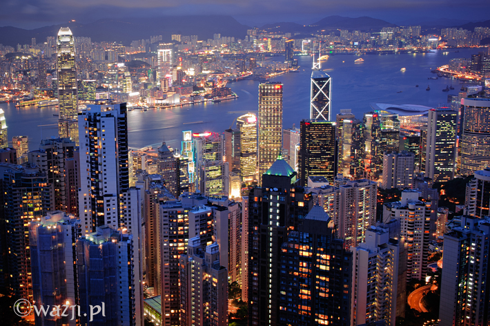 W Hong Kongu…