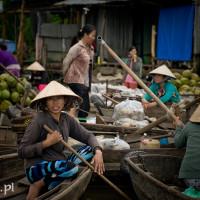 Vietnam_Mekong_Delta_Phong_Dien_floating_market, , DSC_7504