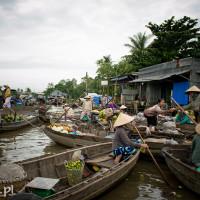 Vietnam_Mekong_Delta_Phong_Dien_floating_market, , DSC_7508