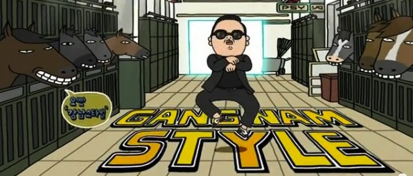 Azjatyckie szaleństwo w stylu Gangnam
