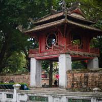 Wietnam_Hanoi_swiatynia_literatury, DSC_5079