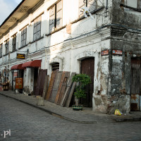 Filipiny_Ilocos_Vigan_Calle_Crisologo, DSC_5591