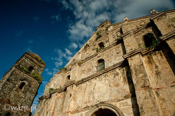 Filipiny_Ilocos_Norte_kosciol_Paoay, DSC_6115