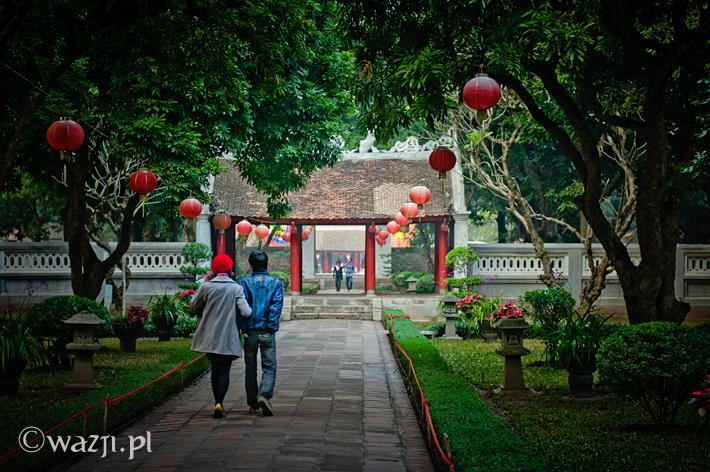 Wietnam_Hanoi_swiatynia_literatury, DSC_7864