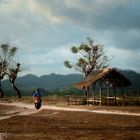 Indonezja_Lombok_Kuta_plaze_Tanjung_Aan, DSC_3722