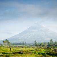 Filipiny_wulkan_Mayon, DSC_5214