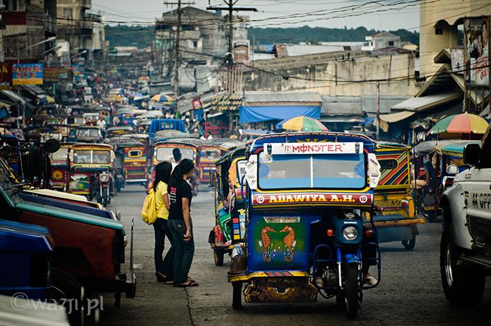 Wyciąg z praktycznych zasad ruchu drogowego na Filipinach