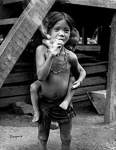 Filipiny_Kalinga_Eduardo_Masferre