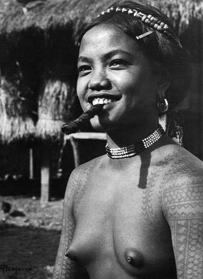 Kalinga na fotografiach Eduarda Masferre