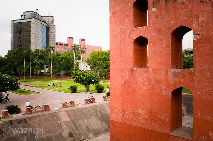 Indie_Delhi_Jantar_Mantar, DSC_3132