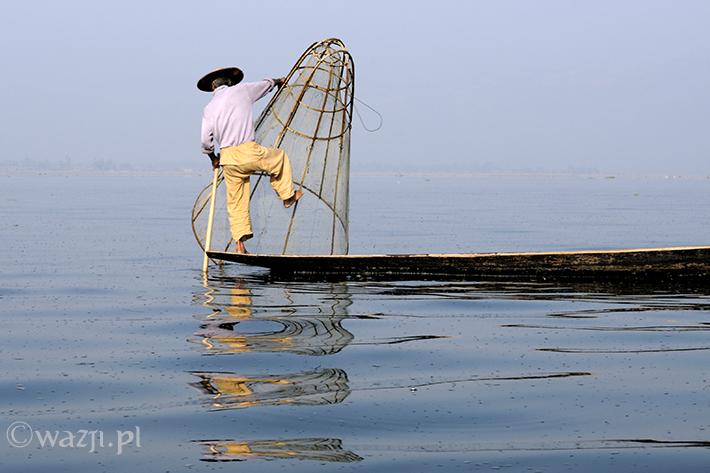 Birma_Myanmar_Inle_Lake_rybacy, DSC_9370