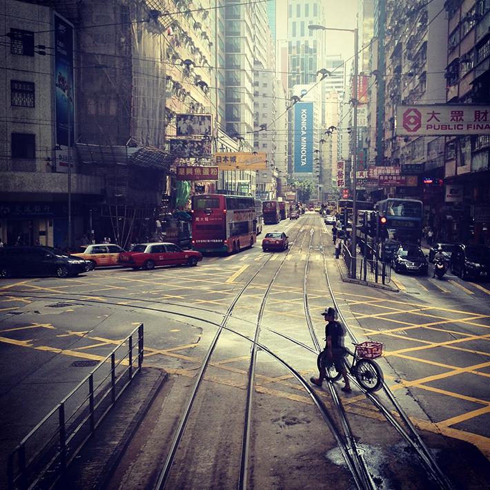 Instagramowy Hong Kong