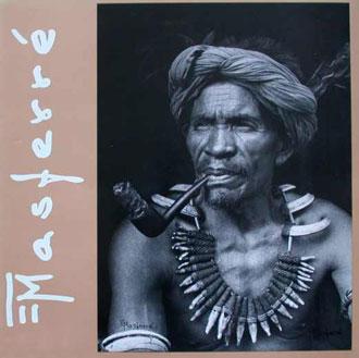 Album z fotografiami Eduarda Masferre