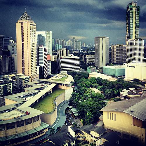Filipiny_Manila_Makati_Greenbelt, IMG_2010