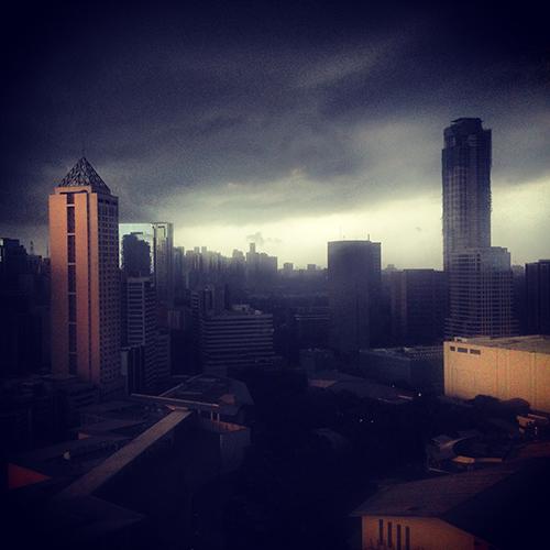 Filipiny_Makati_pogoda, IMG_2187