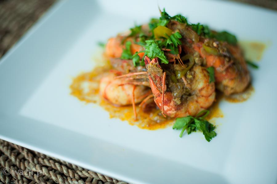 Kuchnia indyjska: Masala Prawns