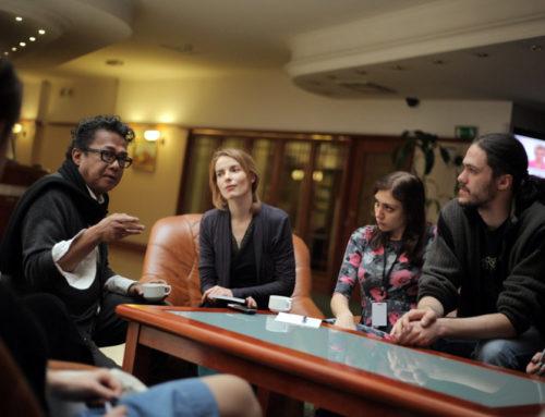 Zostań Jurorem Festiwalu Filmowego Pięć Smaków