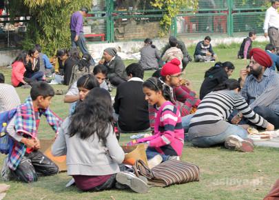 Miedzynarodowe Targi Książki, New Delhi 2013