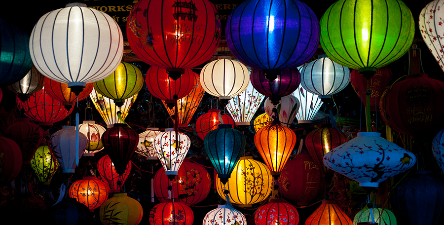 Lampy, lampki, lampeczki