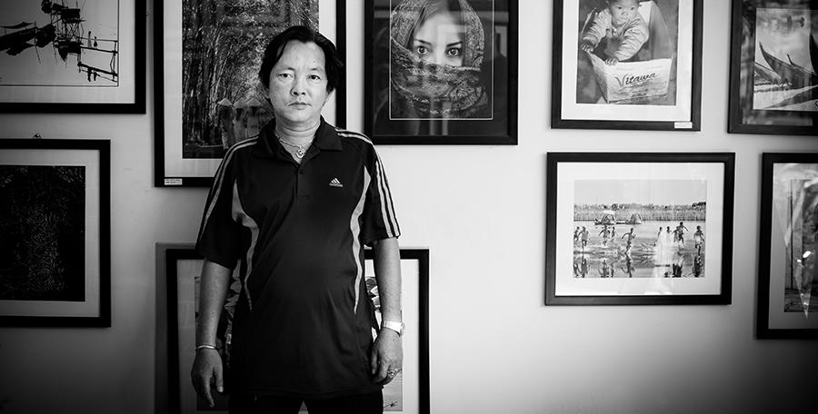 Mai Lộc: od rykszarza do fotografa